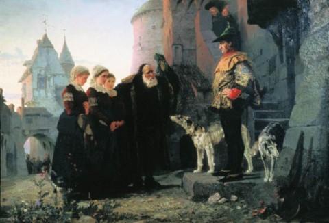 Polenkov-Le-droit-de-seigneur-1879-100519