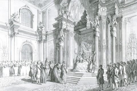 Catharina-de Grote ontvangt-de-Turkse-ambassadeur-in-haar-Winterpaleis-1764-011019