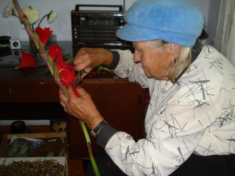 Mijn 'taiga moeder' Jekaterina Michajlovna