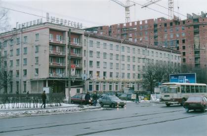 Sovjetbelevenissen in een hypermoderne omgeving